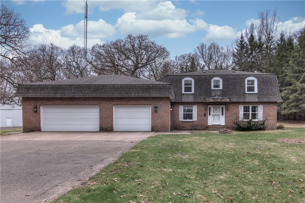 7221 W Lowes Creek Road Property Photo - Eau Claire, WI real estate listing
