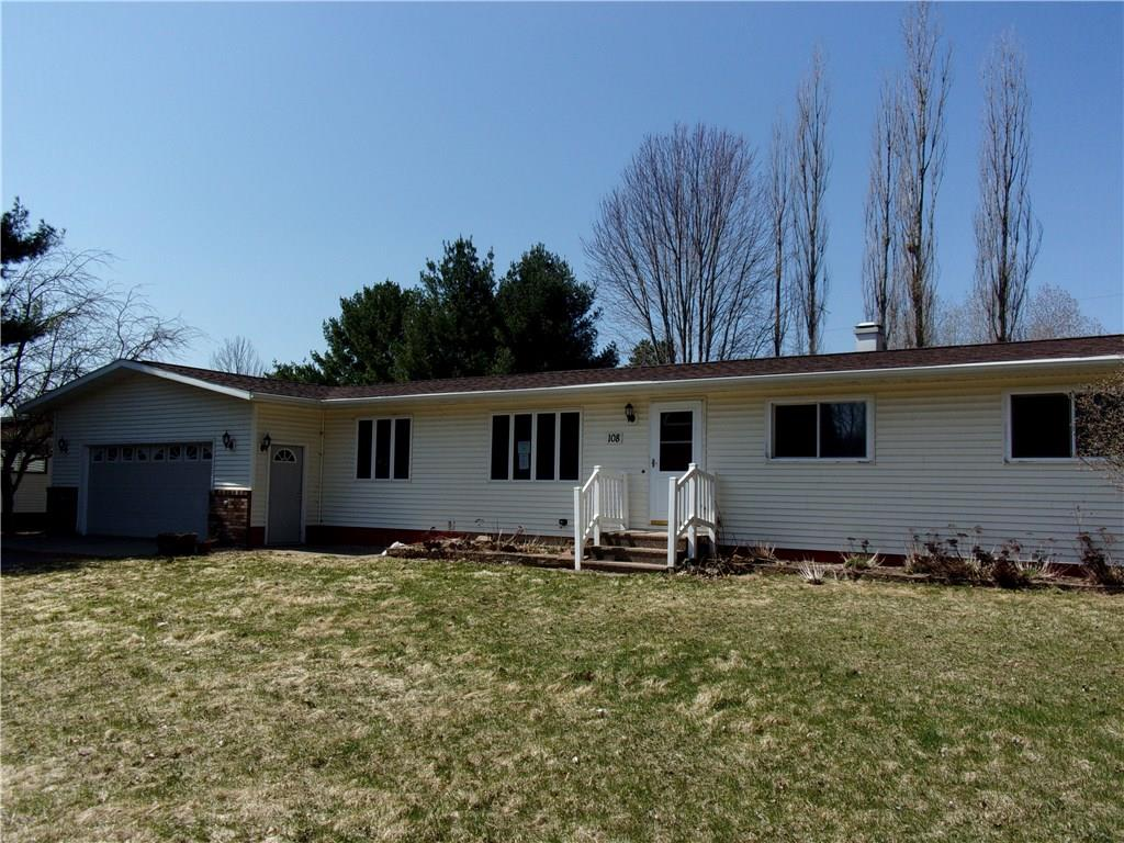 108 1st Avenue S Property Photo - Haugen, WI real estate listing