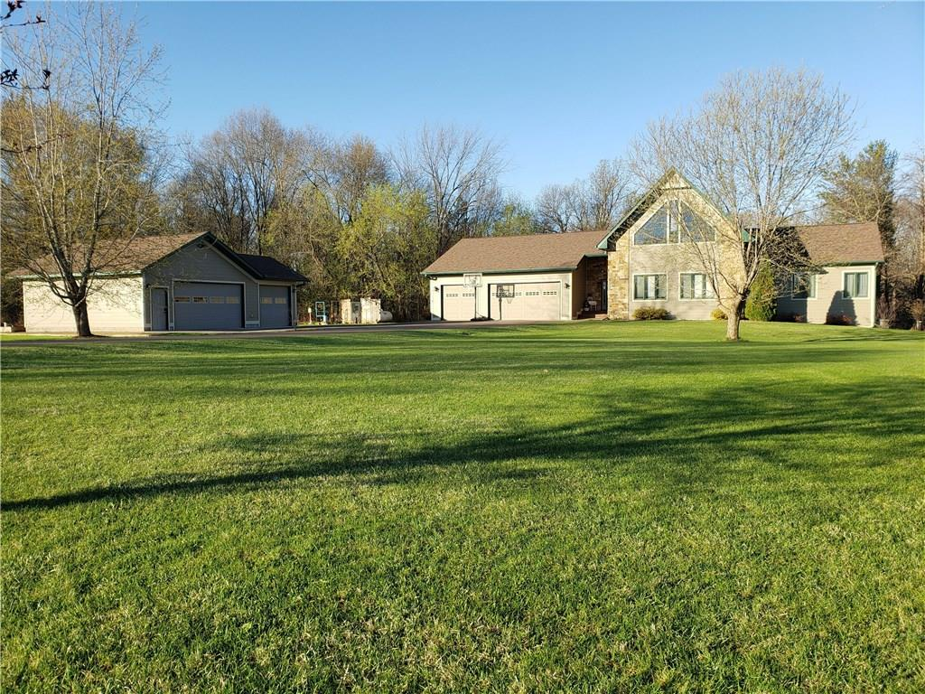 N3012 1002nd Street Property Photo - Elk Mound, WI real estate listing