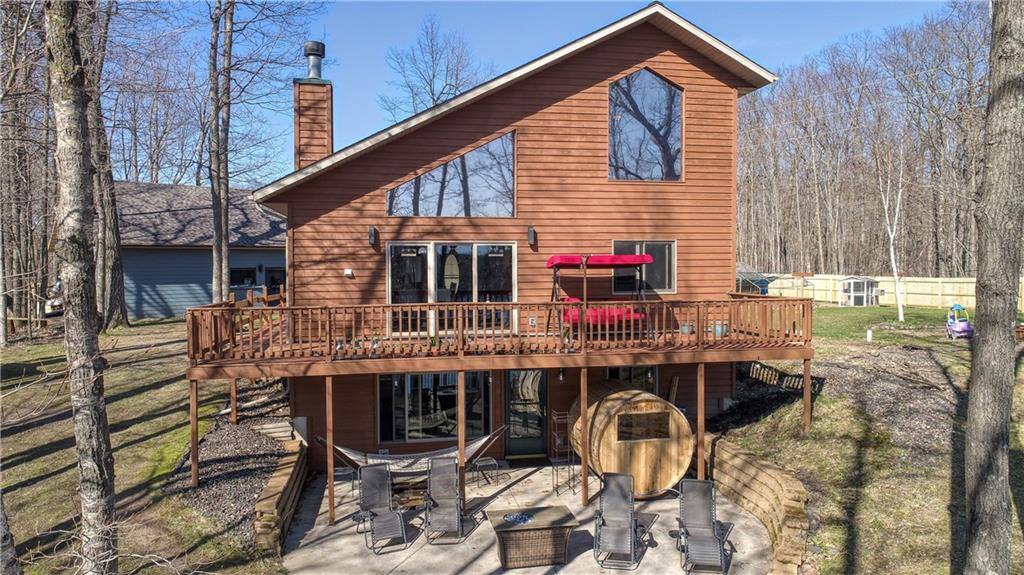2089 N Ripley Spur Road Property Photo - Sarona, WI real estate listing