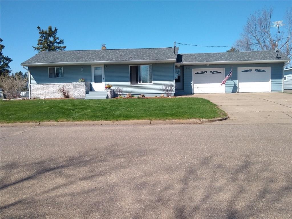 215 Garfield Street S Property Photo - Almena, WI real estate listing