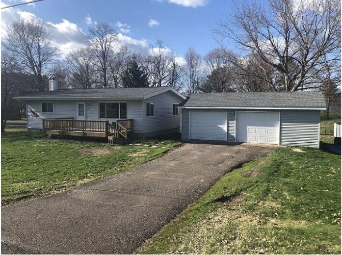 504 Linden Street W, Frederic, WI 54837 - Frederic, WI real estate listing