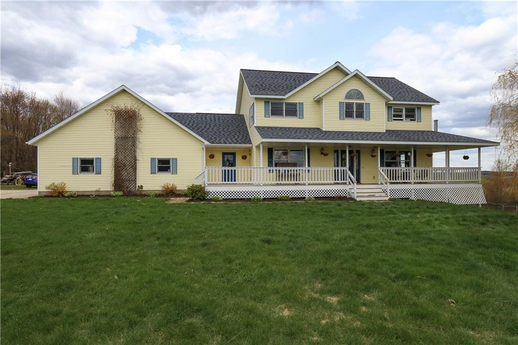 W15392 Sjuggerud Coulee Road Property Photo - Whitehall, WI real estate listing