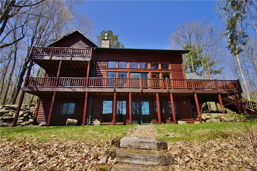 W2891 Todd Park Road Property Photo - Sarona, WI real estate listing