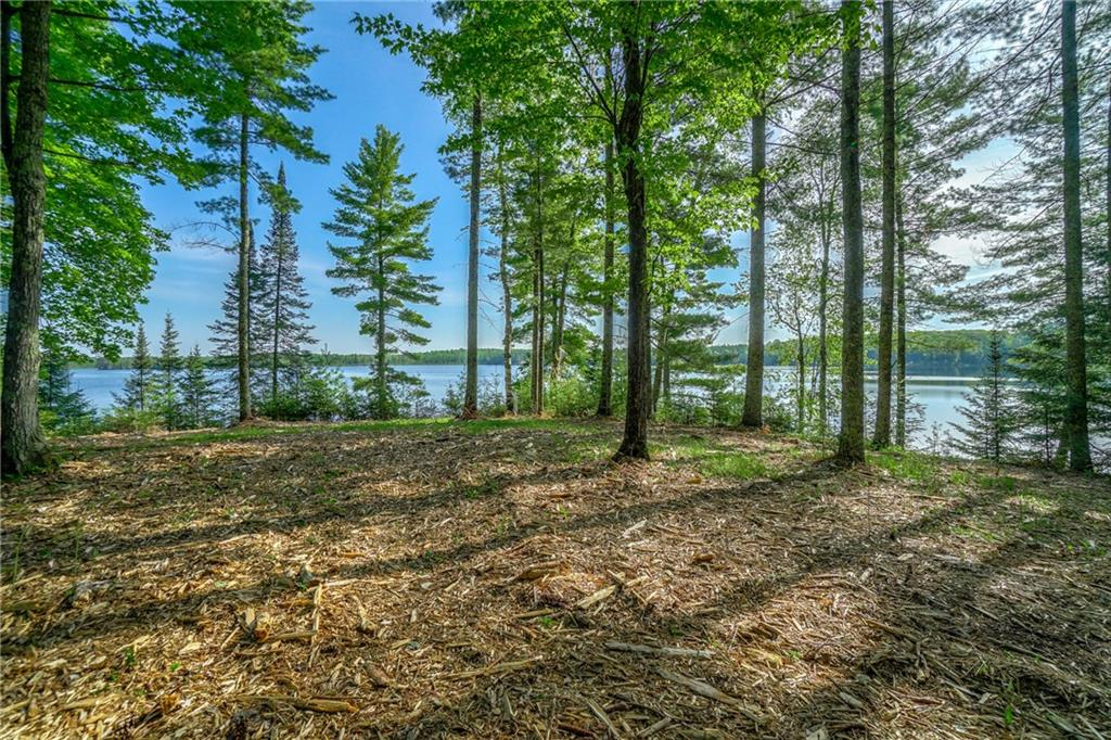 Lot 2 East Bay Road Property Photo - Hayward, WI real estate listing