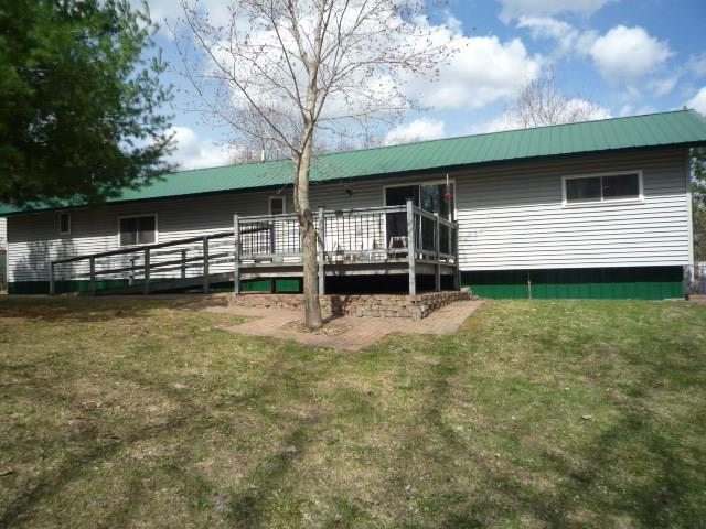 W3830 Devils Lake Road Property Photo - Sarona, WI real estate listing