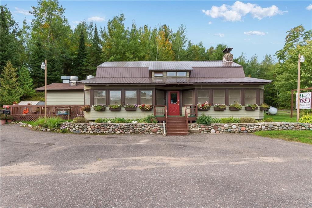 65445 County Highway H Property Photo - Iron River, WI real estate listing