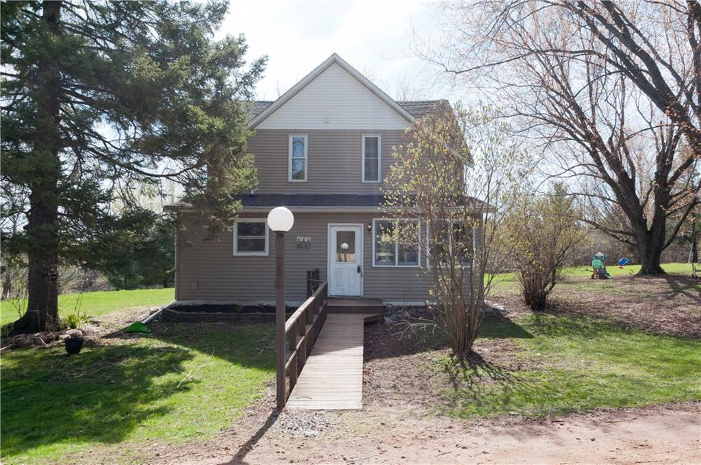 W 8138 Sand Road Property Photo - Shell Lake, WI real estate listing
