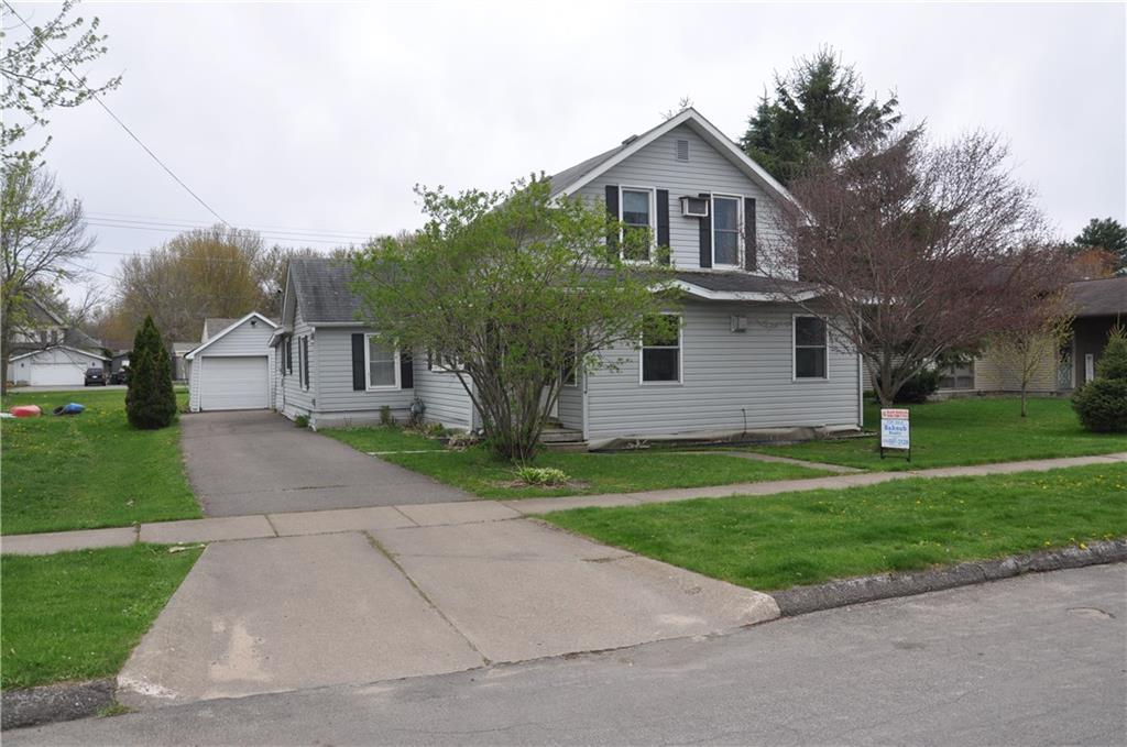 112 Colfax Street Property Photo - Augusta, WI real estate listing