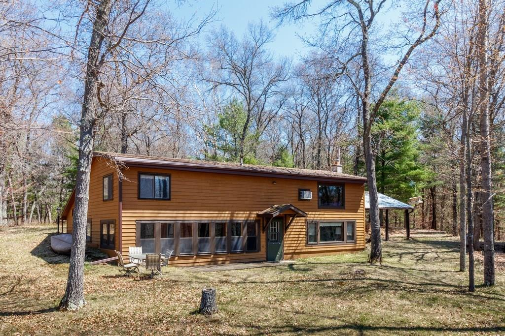 N8279 Loon Lake Road Property Photo - Spooner, WI real estate listing