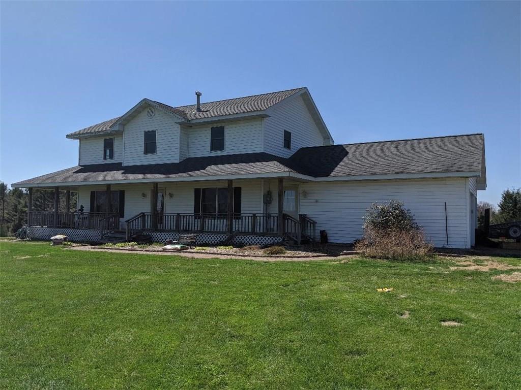 1675 10th Street Property Photo - Turtle Lake, WI real estate listing