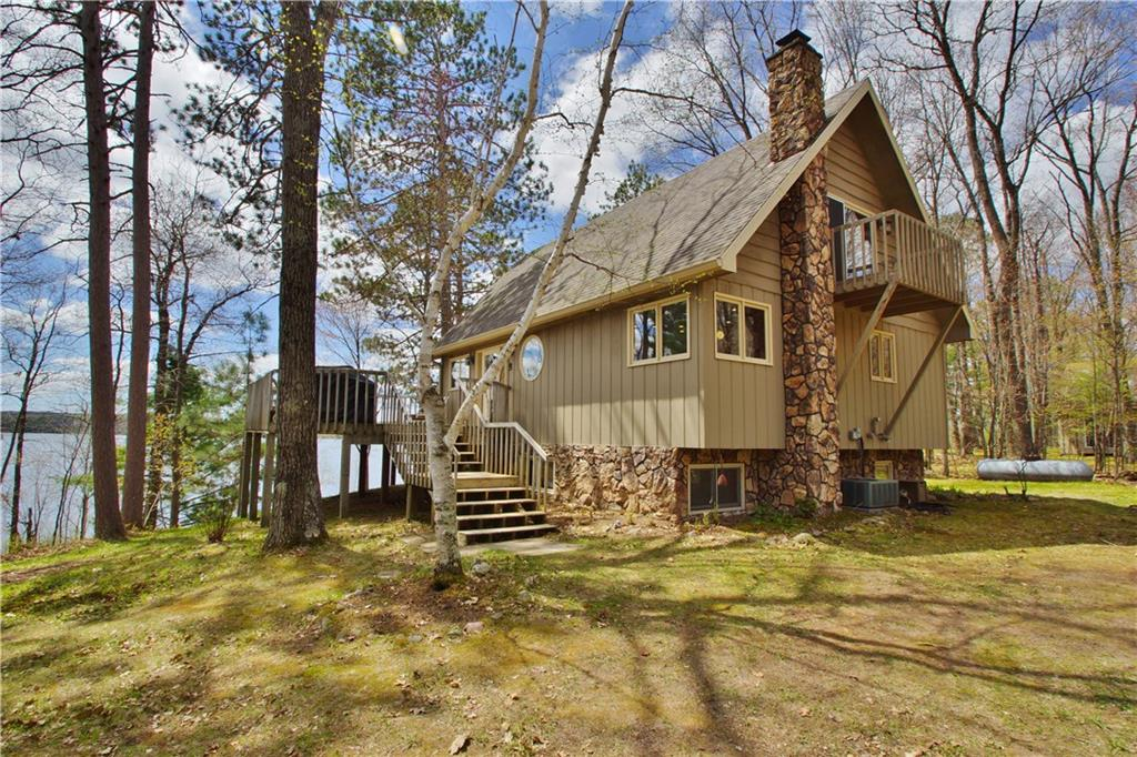 N 10205 Shore Drive Property Photo - Springbrook, WI real estate listing