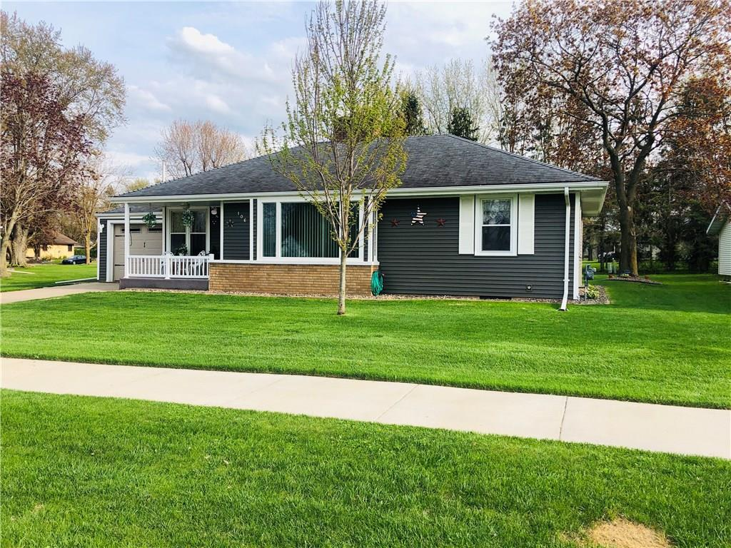 106 E Rusch Street Property Photo - Thorp, WI real estate listing
