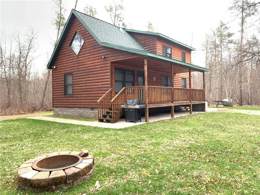 8204 N Lakeside Road Property Photo - Trego, WI real estate listing