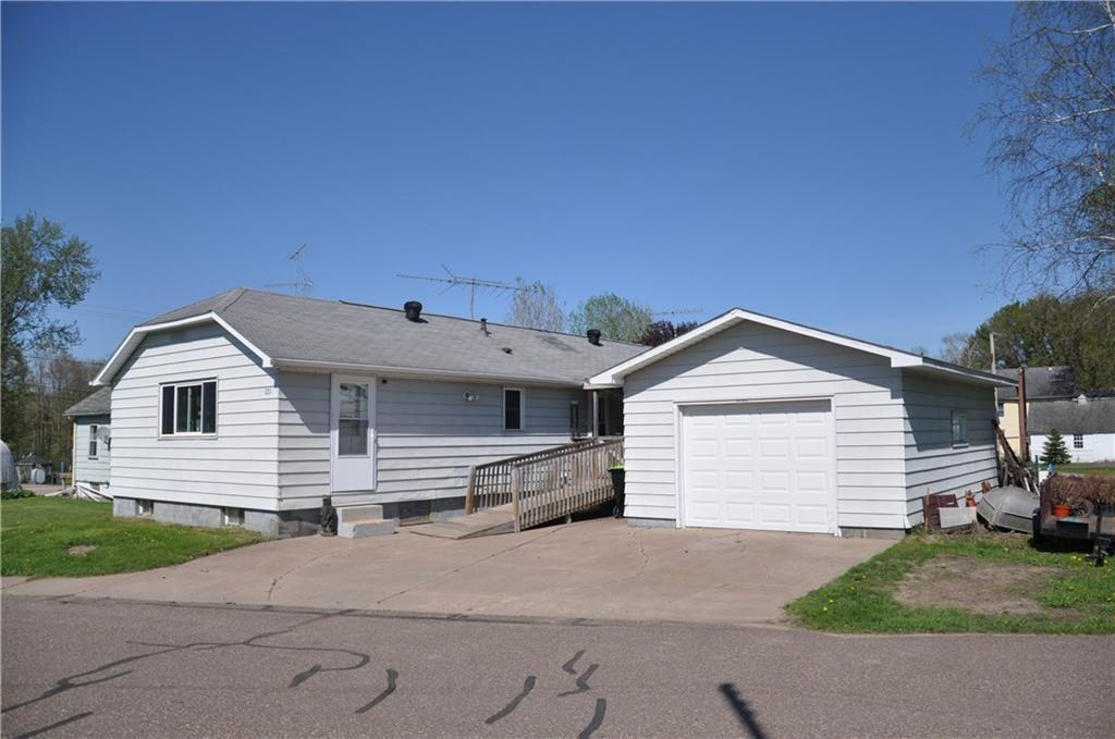121 Leaf Street Property Photo - Fairchild, WI real estate listing