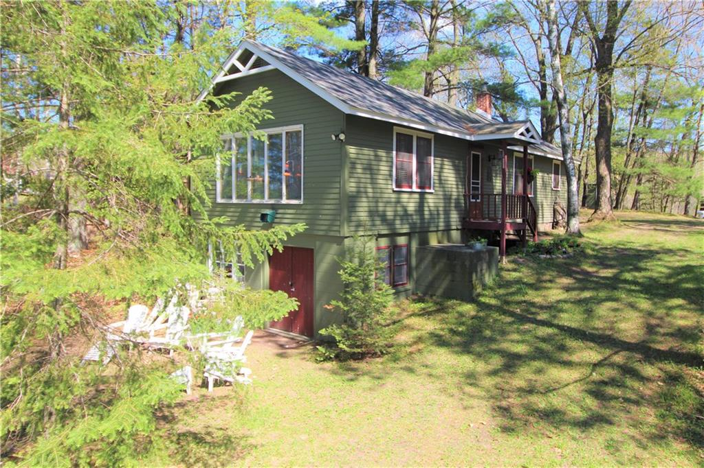 N1925 Eastside Road Property Photo - Birchwood, WI real estate listing