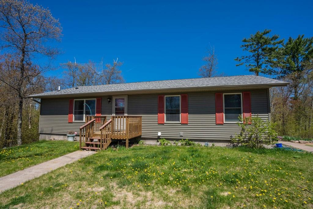 W6590 Old Bass Lake Road Property Photo - Minong, WI real estate listing