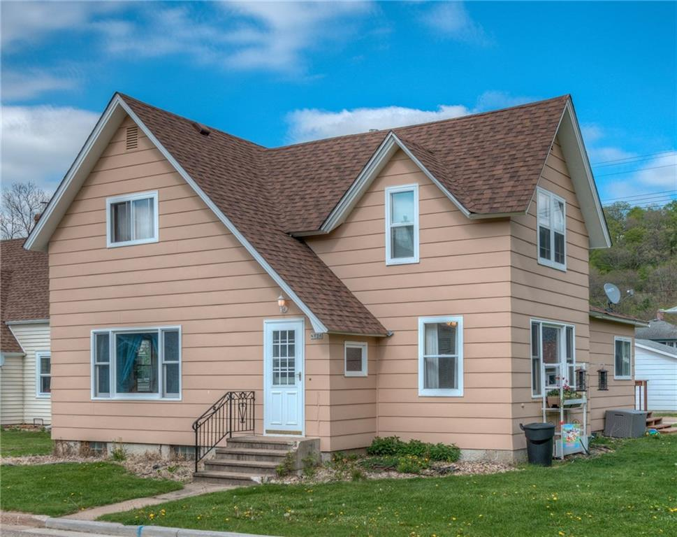 N126 Newman Avenue Property Photo - Spring Valley, WI real estate listing