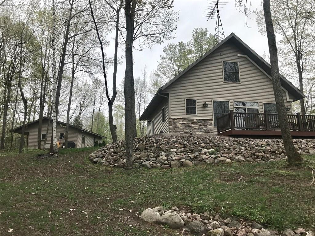 W9352 Woodlawn Drive, Holcombe, WI 54745 - Holcombe, WI real estate listing