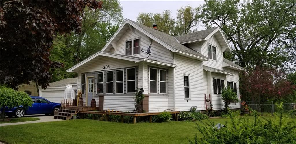203 River Street, Colfax, WI 54730 - Colfax, WI real estate listing