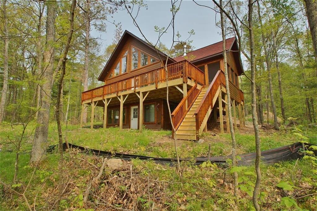 W503 Cleary Road Property Photo - Stone Lake, WI real estate listing