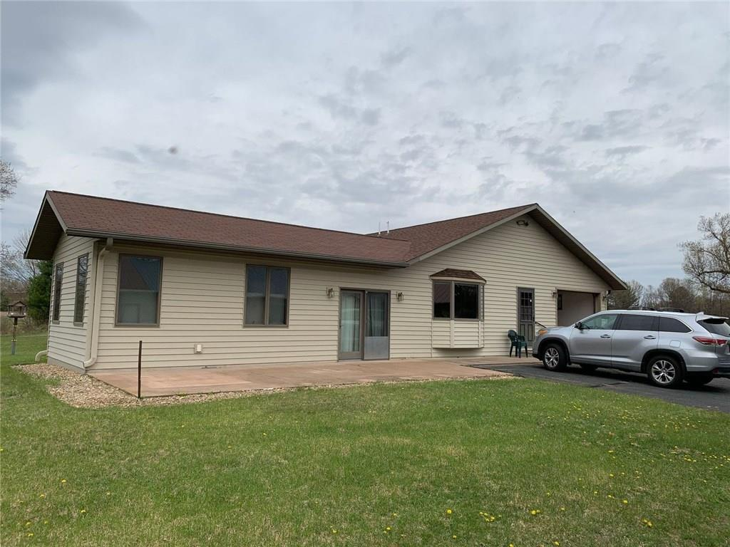 6713 County Road X Property Photo - Webster, WI real estate listing