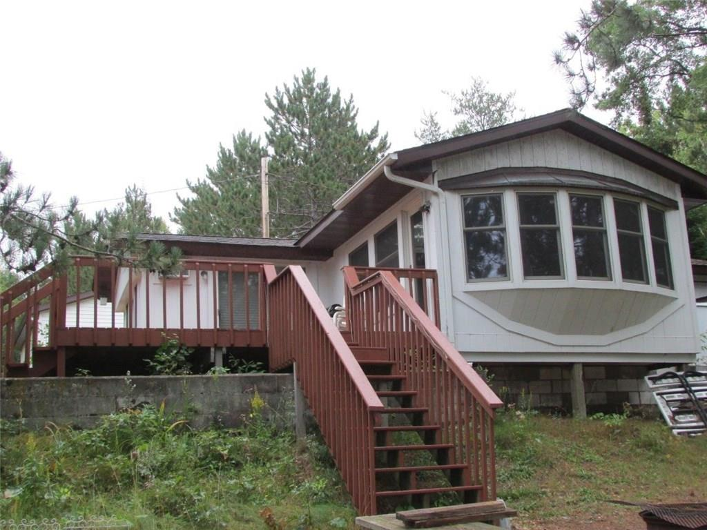 W5839 O'Brien Road Property Photo - Trego, WI real estate listing