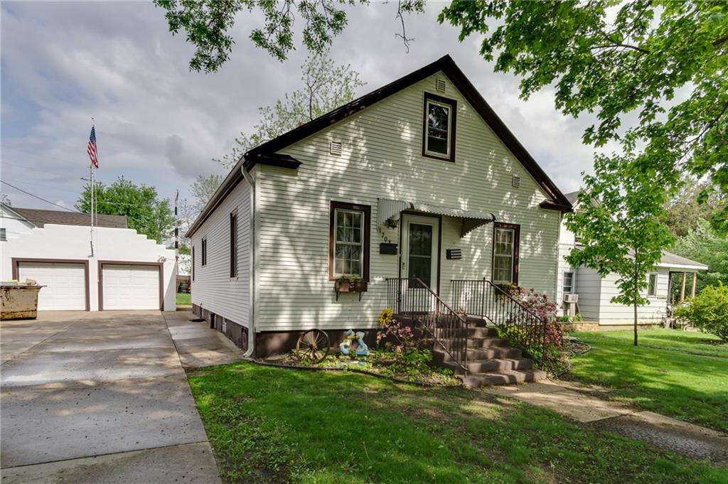 1708 Jackson Street Property Photo - Bloomer, WI real estate listing