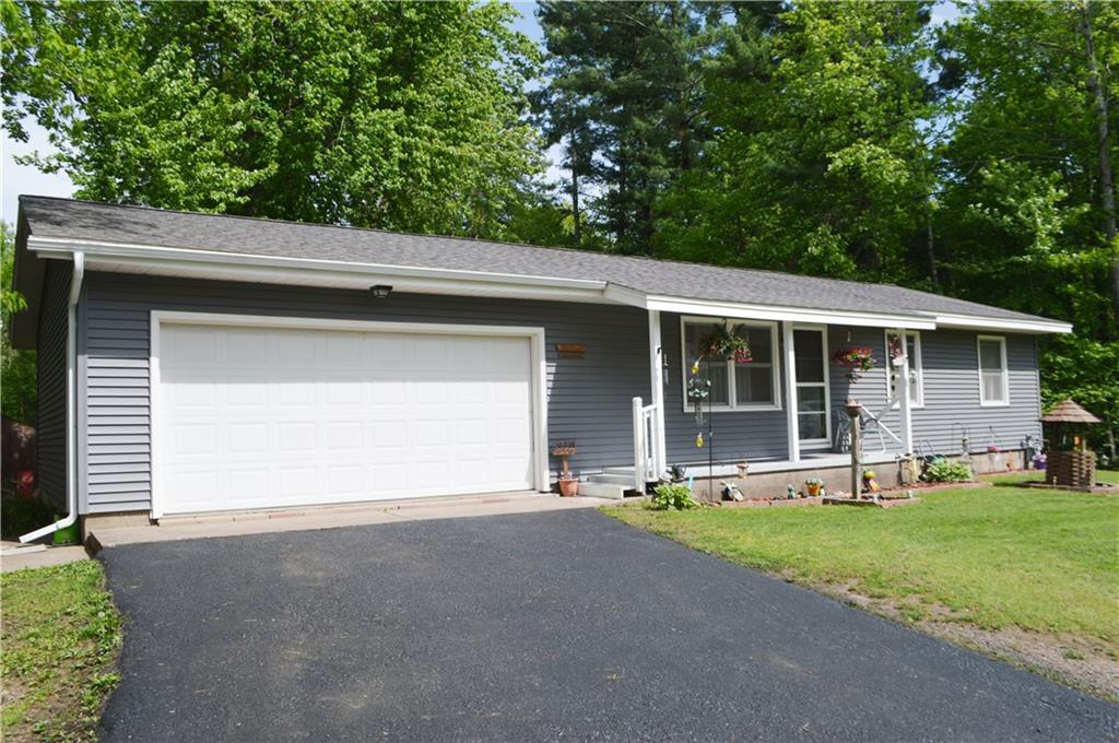 1351 19 1/2 Street Property Photo - Cameron, WI real estate listing