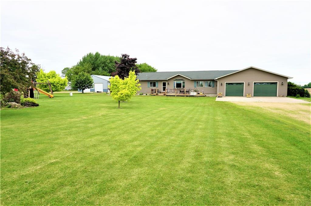 W1586 50th Avenue Property Photo - Stockholm, WI real estate listing
