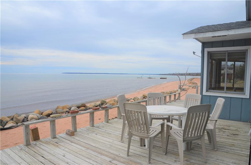 3741 Big Bay Road Property Photo - La Pointe, WI real estate listing