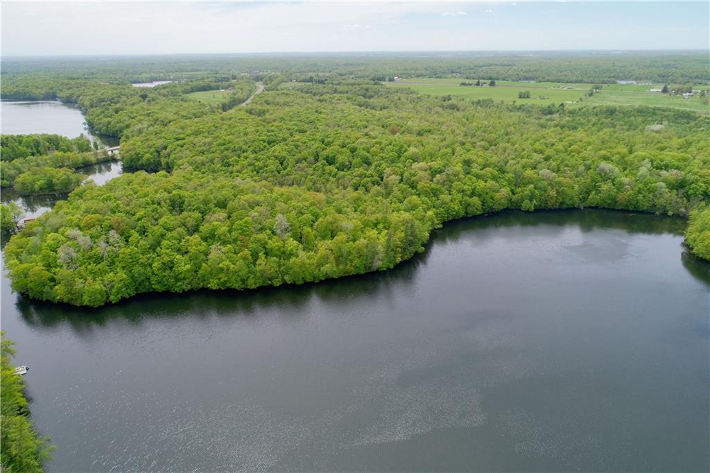 Lot 2 Balsam Drive Property Photo - Birchwood, WI real estate listing