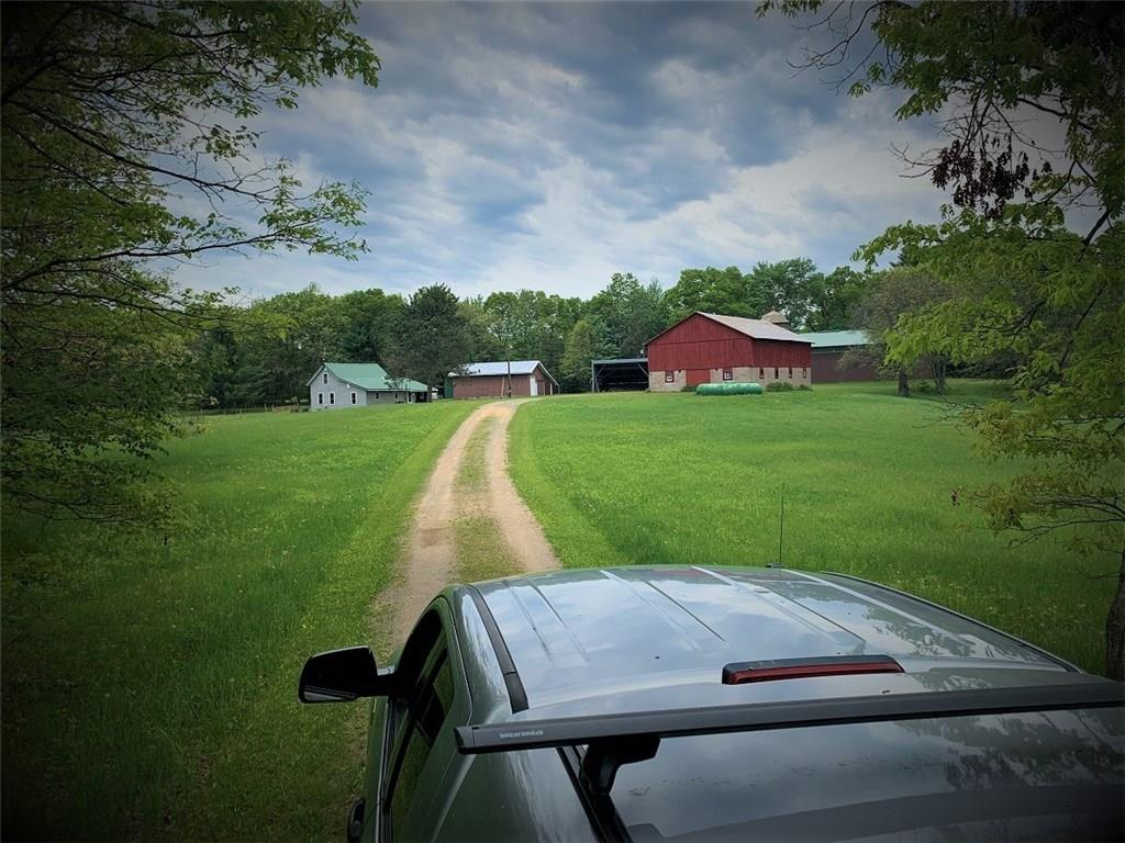 7750 Bush Road Property Photo - Merrillan, WI real estate listing