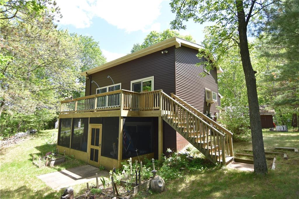 W12540 Indian Point Road Property Photo - New Auburn, WI real estate listing