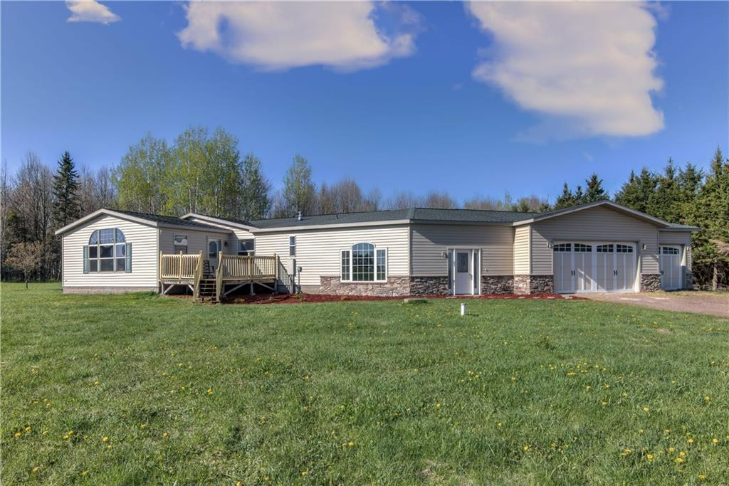 33132 County Hwy W Property Photo - Holcombe, WI real estate listing