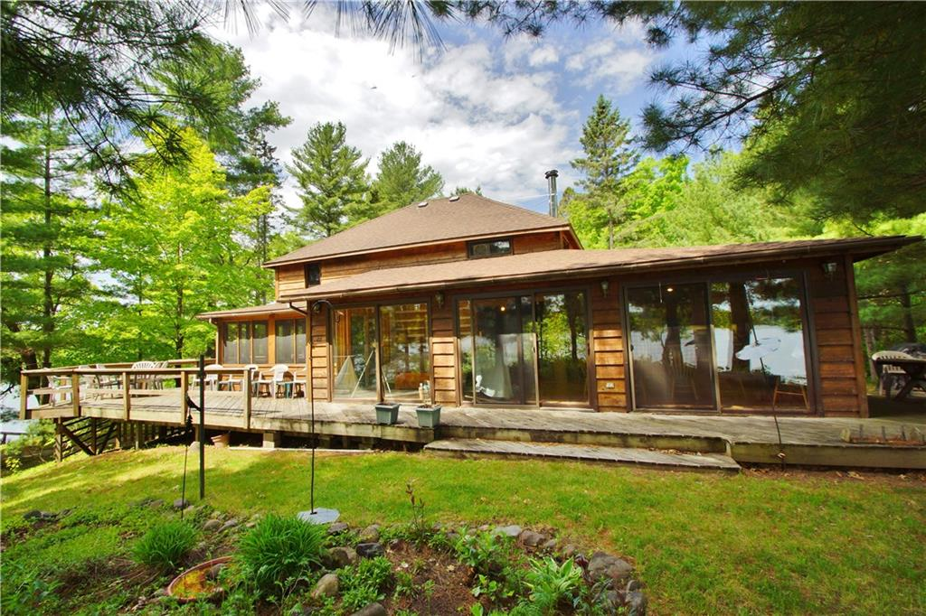 W2302 Winnebago Road Property Photo - Sarona, WI real estate listing