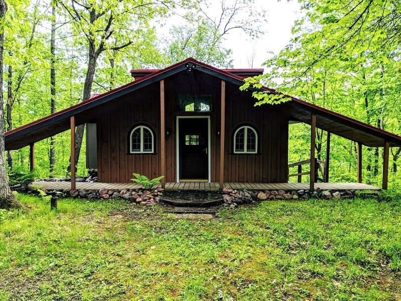 N8634 Old Murry Road Property Photo - Exeland, WI real estate listing