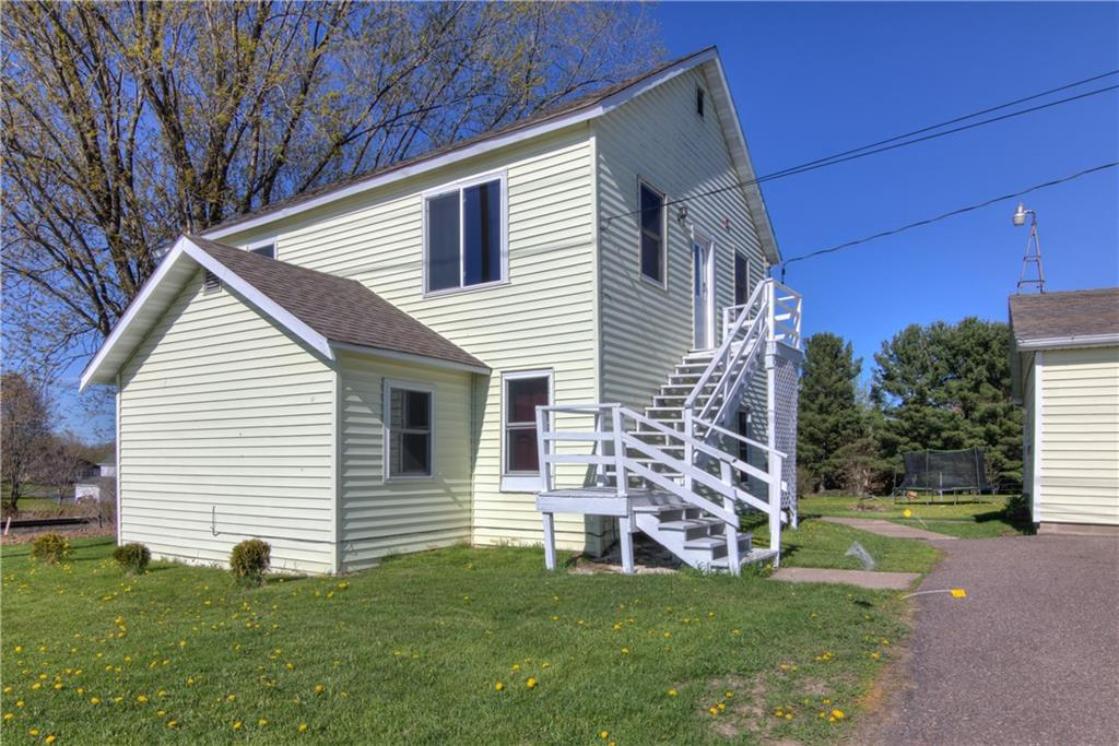242 N Oshkosh Street #1-2 Property Photo - Boyd, WI real estate listing