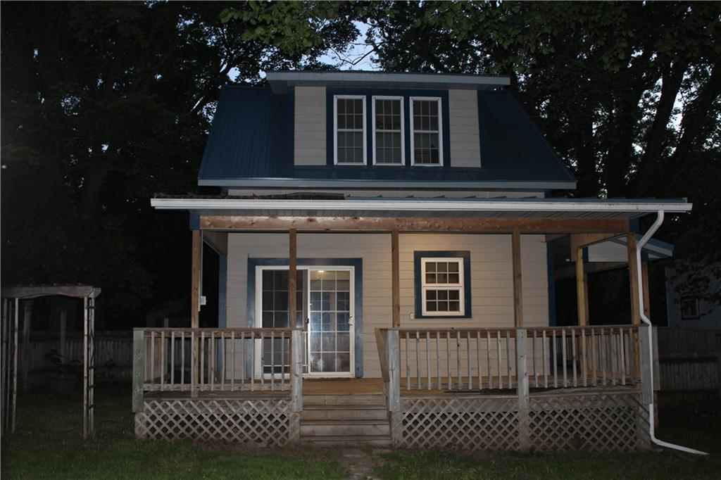 107 1st Avenue S Property Photo - Frederic, WI real estate listing