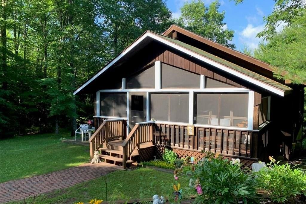 12673 Tri Lakes Road Property Photo - Drummond, WI real estate listing