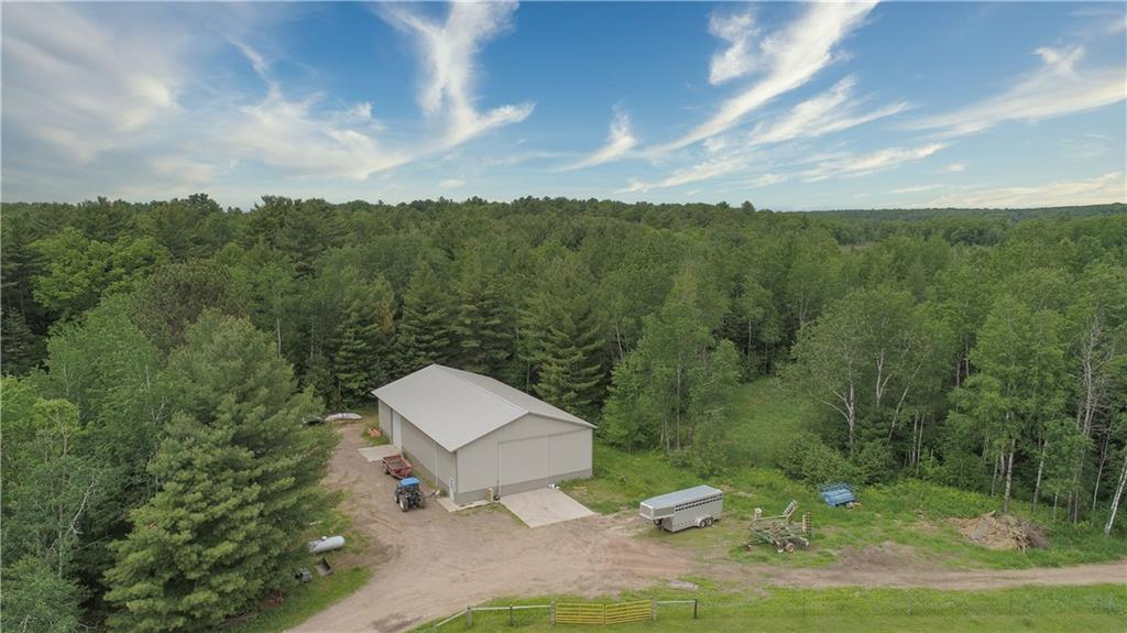 0 County Hwy VV Highway Property Photo - Rice Lake, WI real estate listing