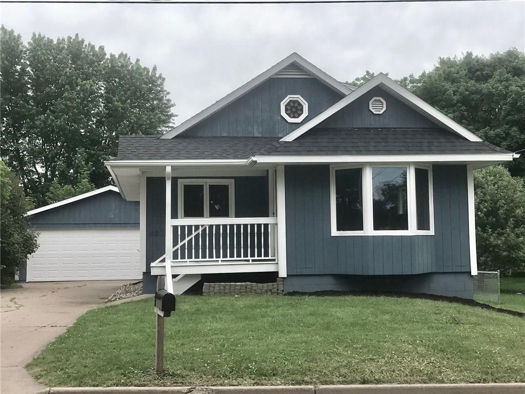 1826 Riggs Street Property Photo - Bloomer, WI real estate listing