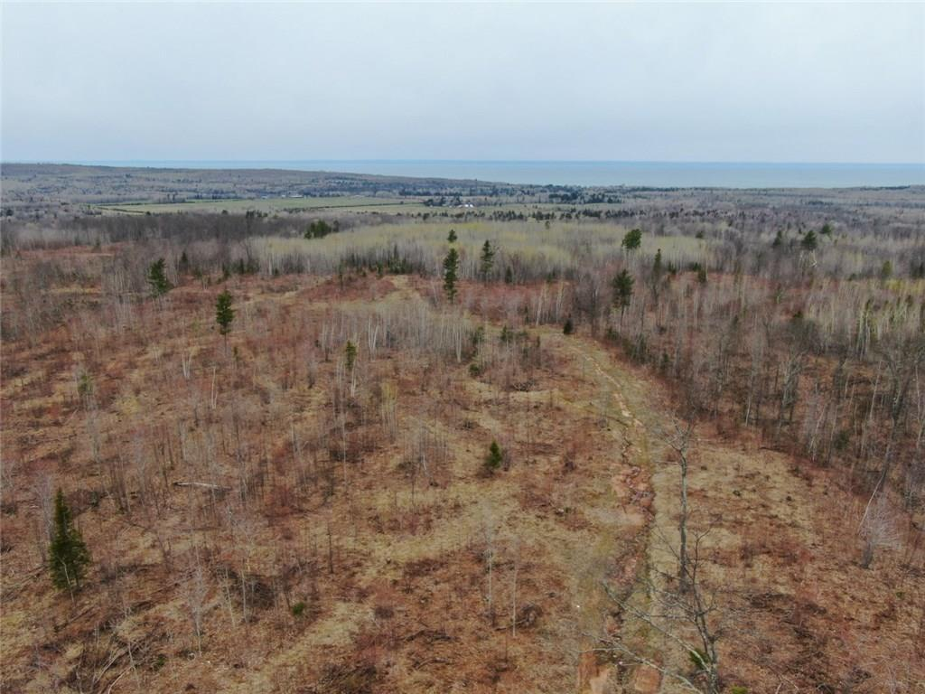 0 Near Half Mile Road Road Property Photo - Herbster, WI real estate listing