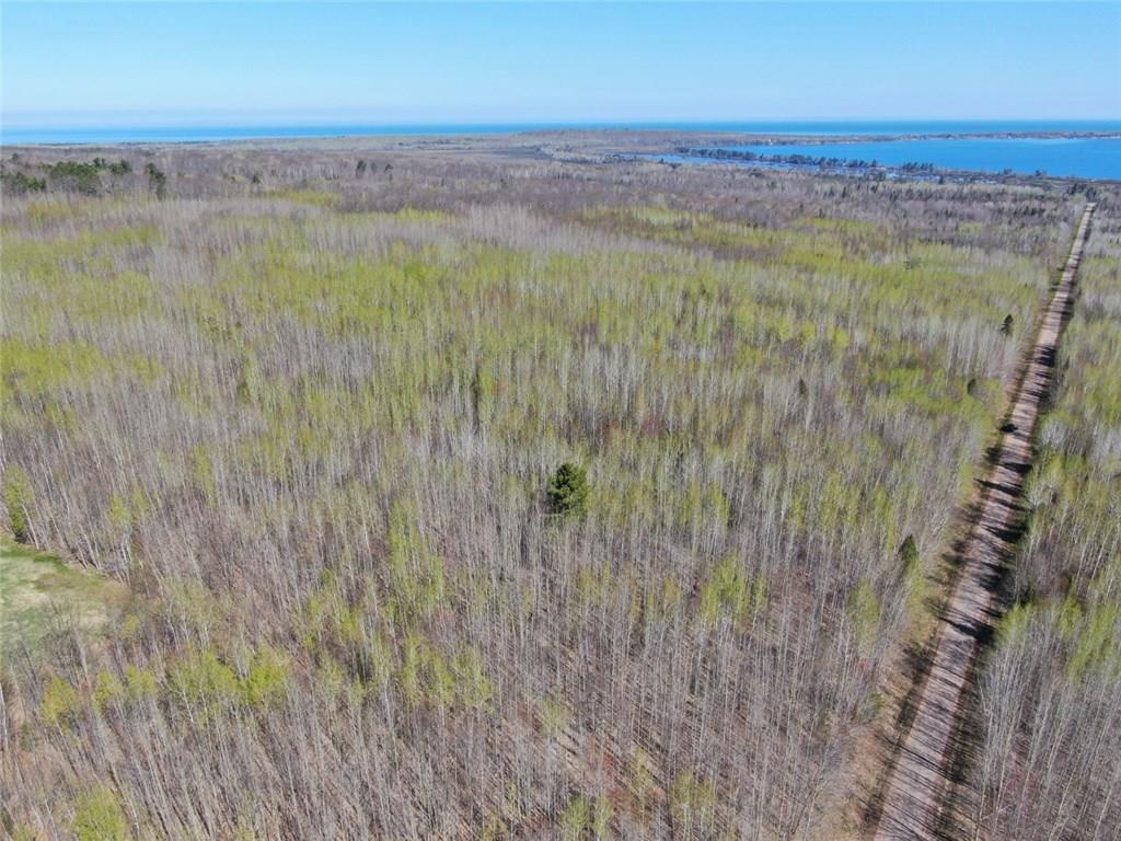 0 Bark River Road Road Property Photo - Herbster, WI real estate listing