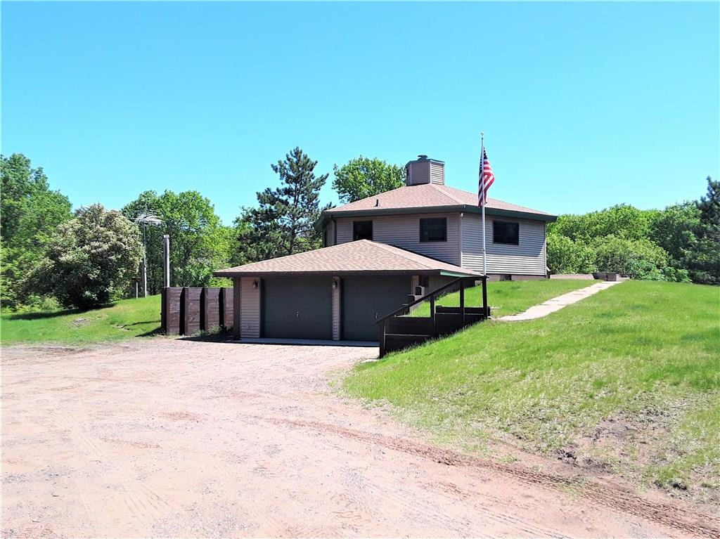 12437 Sadlers Road Property Photo - Grantsburg, WI real estate listing