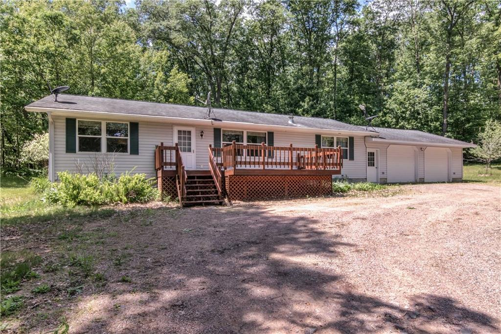 S11680 County Road H Property Photo - Fairchild, WI real estate listing