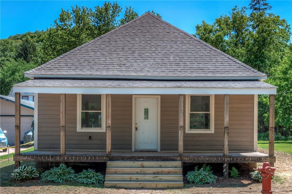 W305 Central Street Property Photo - Spring Valley, WI real estate listing