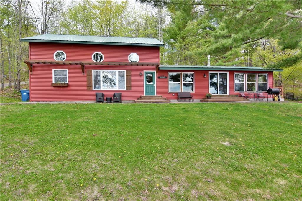 9864 N Birchwood Drive Property Photo - Trego, WI real estate listing