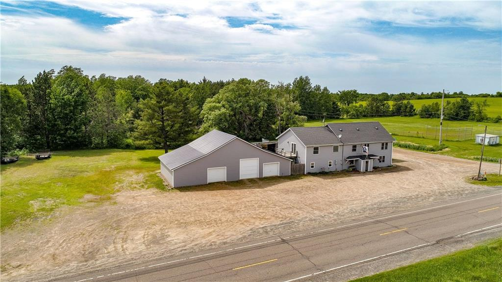 N12495 Co Hwy M Property Photo - Thorp, WI real estate listing