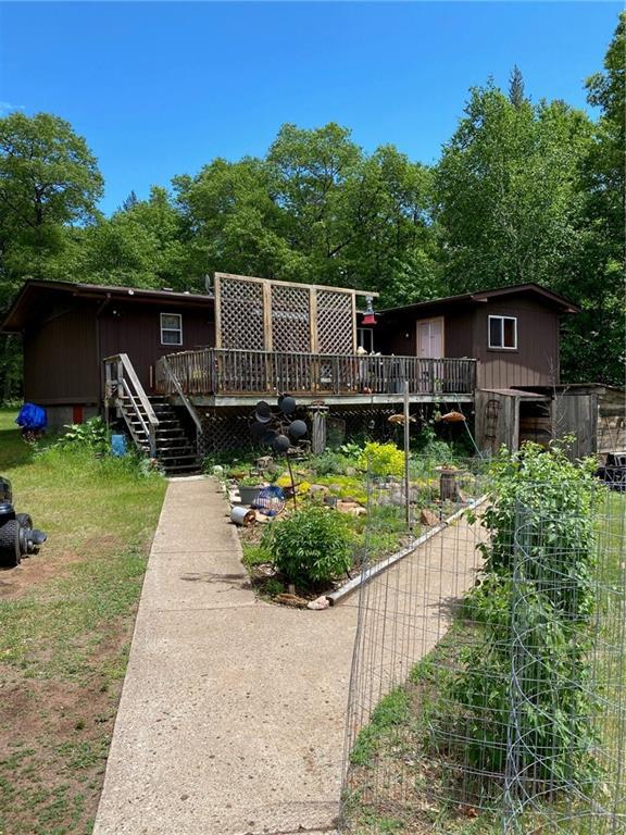 3071 Lake 26 Road Property Photo - Danbury, WI real estate listing